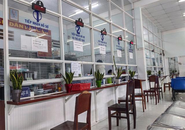 Công an Quận Bình Tân